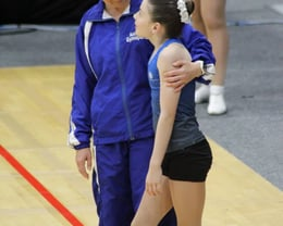Head coach and an open athlete Nationals 2019